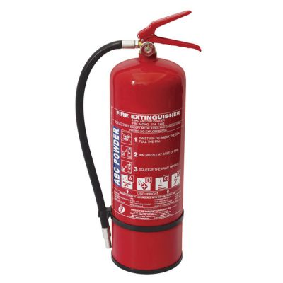 2 kg Fire Extinguisher Dry Powder Portable