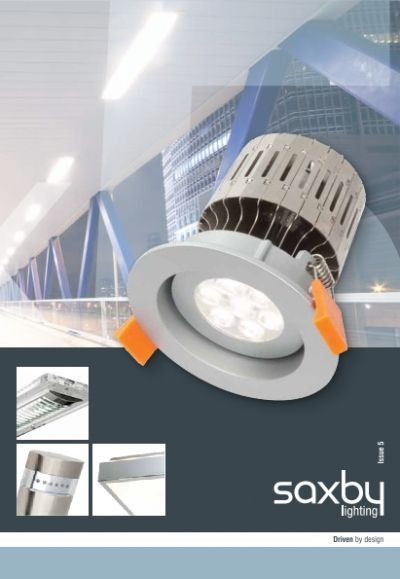 Catalogue Saxby Lighting 2012